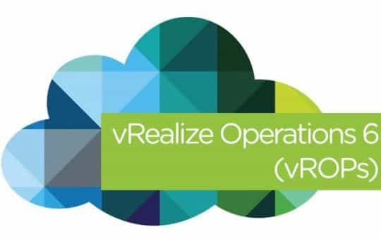 Upgrade VMware vRealize Operations 6.2 to 6.6